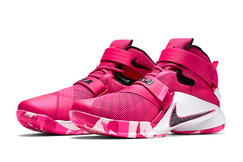 new product db2bb e0ef9 Nike LeBron Soldier 9