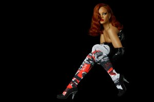 Rihanna Teams Up With Stance For Sock Collection
