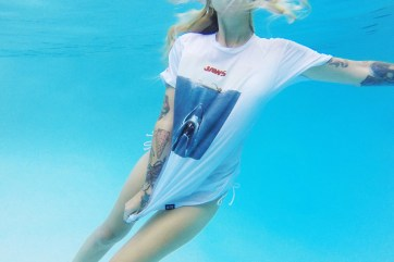 ROOK x Jaws 40th Anniversary T-Shirt Collection