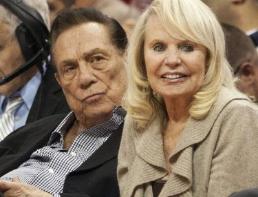 Donald and Shelly Sterling