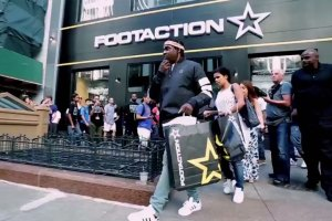 Footaction Chicago