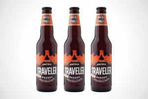 Jack-O Traveler Pumpkin Shandy