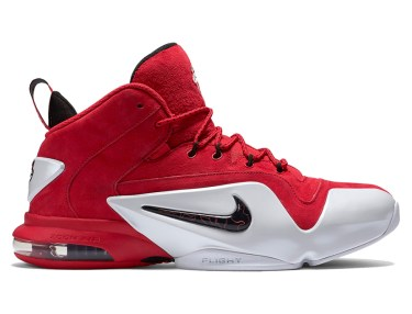 Nike Zoom Penny VI Premium - University Red