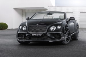 Startech Kits Out Bentley Continental