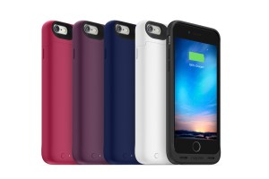 Mophie Introduces New iPhone 6 Charging Options