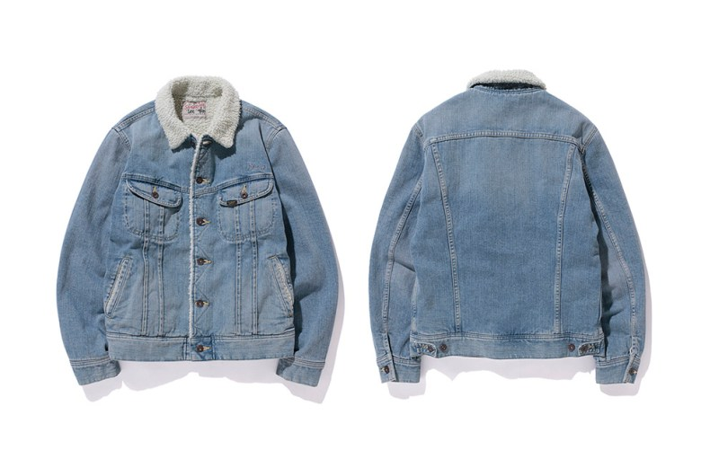 Stussy x Lee Fall 2015 Collection