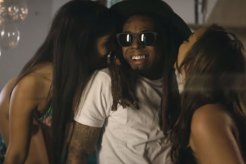 Curren$y ft. August Alsina & Lil Wayne - Bottom Of The Bottle (Video)