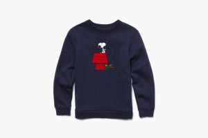 Lacoste x Peanuts Fall 2015 Collection