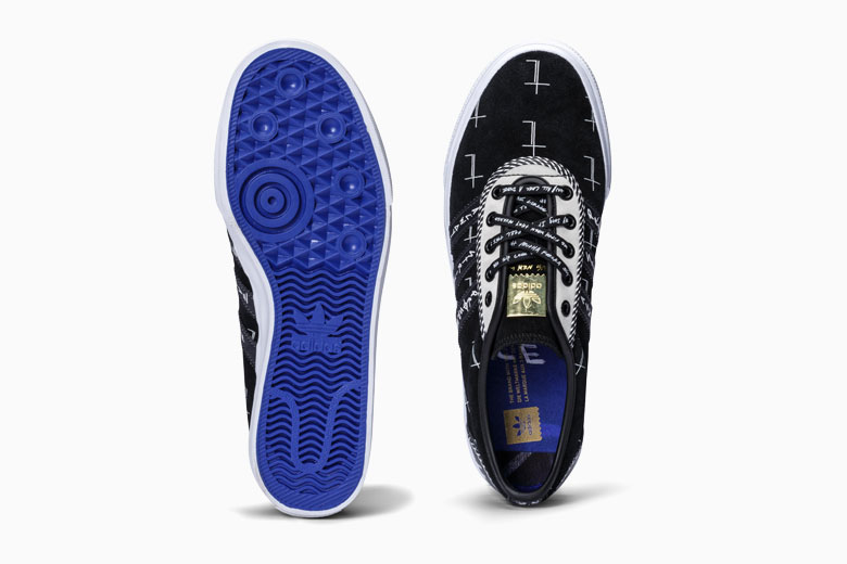 detailed look 9f4e9 3acaf Adidas Skateboarding x Traplord 2015 Adi-Ease Collection
