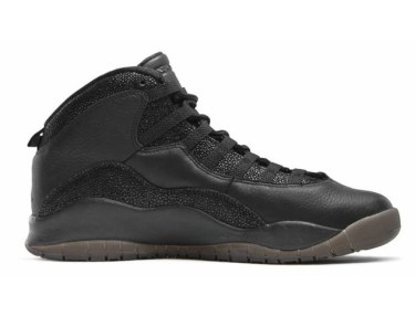 "OVO x Air Jordan 10 ""Black"