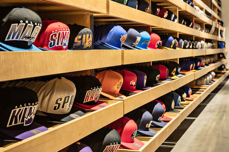 NBA Opens New Manhattan Flagship Store