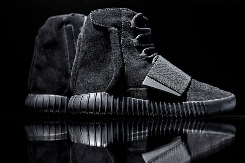 Adidas Yeezy Boost 750 All-Black