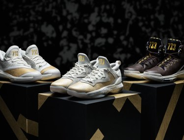 Adidas Jesse Owens 'Black History Month' Collection