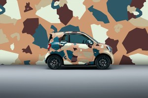 All Gone Celebrates 10th Anniversary With Smart Car Collaboration