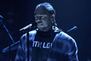 Kendrick Lamar Debuts New Song, 'Untitled 2'