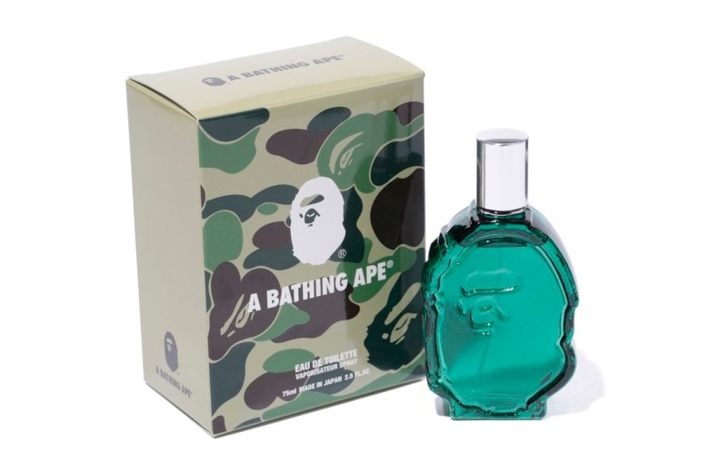 A Bathing Ape Launches Own Fragrance