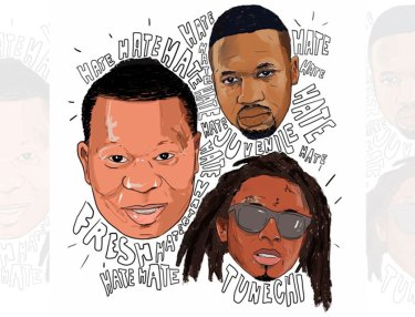 Mannie Fresh ft. Juvenile, Lil Wayne & Birdman - HATE