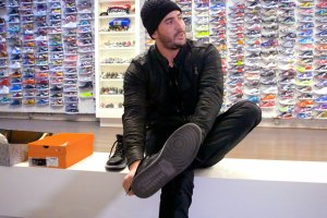 Sneaker Shopping with NY Mets' Matt Harvey