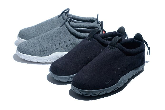 NikeLab Air Moc - Tech Fleece
