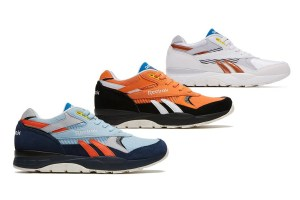Reebok Ventilator Supreme 'Space Race Program' Collection