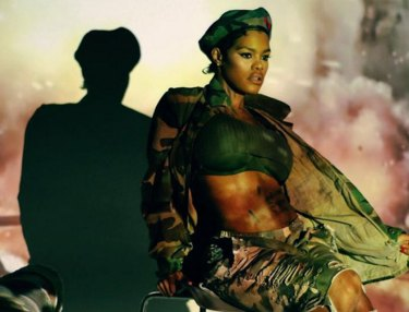 Teyana Taylor - Touch Me (Video)