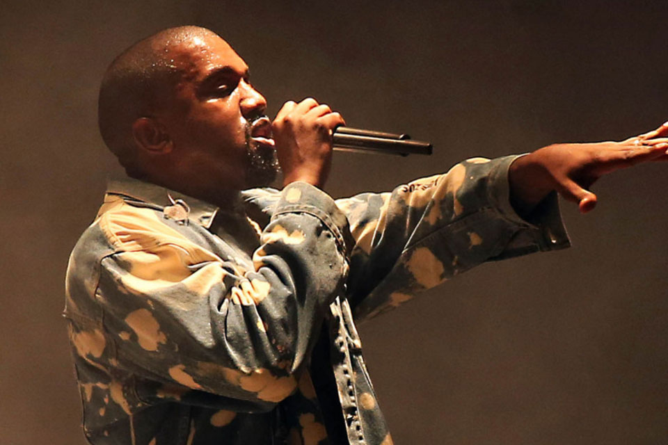 Here's what's going on with Kanye West