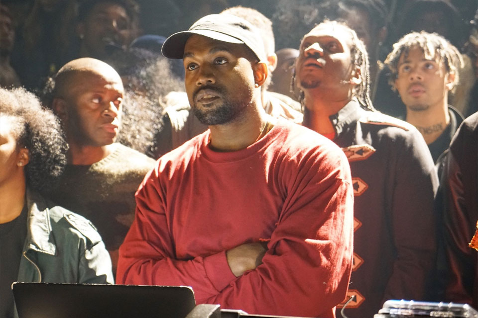 Kanye West Made A Lot Of Headlines On Thursday, Thanks To His Star Studded  Yeezy Season 3 Show At Madison Square Garden. If You Missed It, There Was A  Lot ...