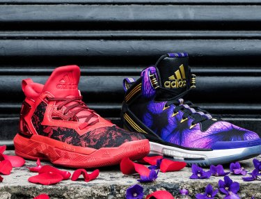 Adidas Basketball Spring 2016 Florist City Collection