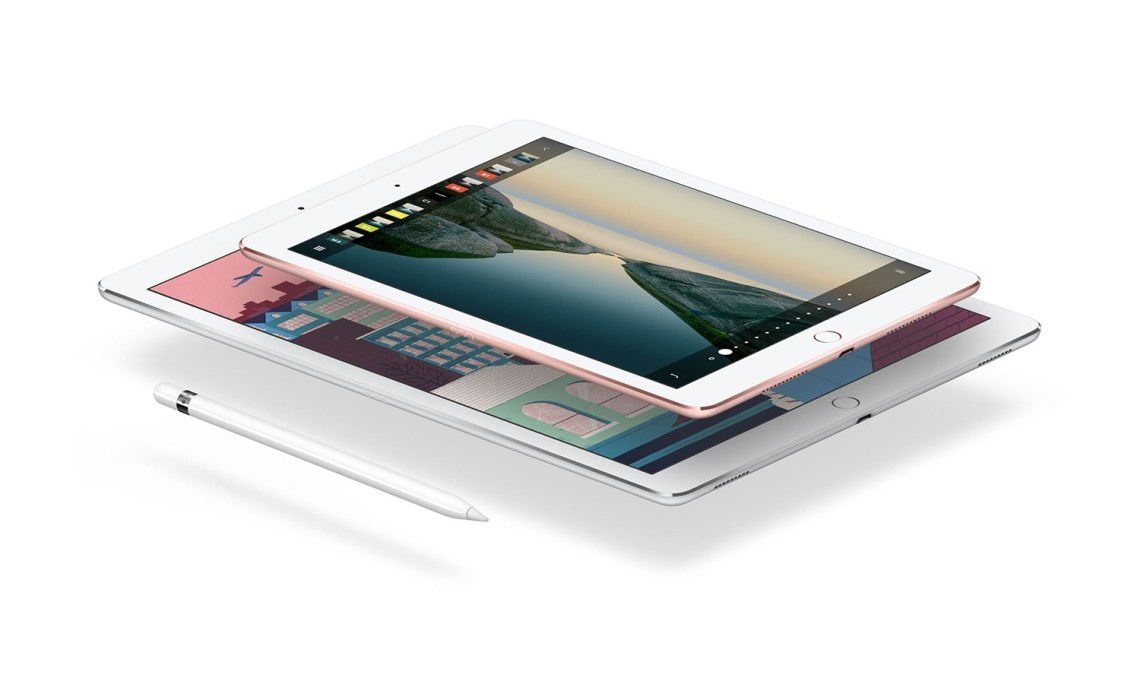 Apple Introduces Smaller 9.7-Inch iPad Pro