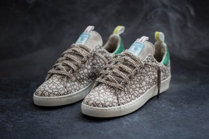BAIT x Adidas Stan Smith Vulc Happy 420