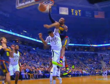 Top 10 Posterizing Dunks of the 2015-16 NBA Season