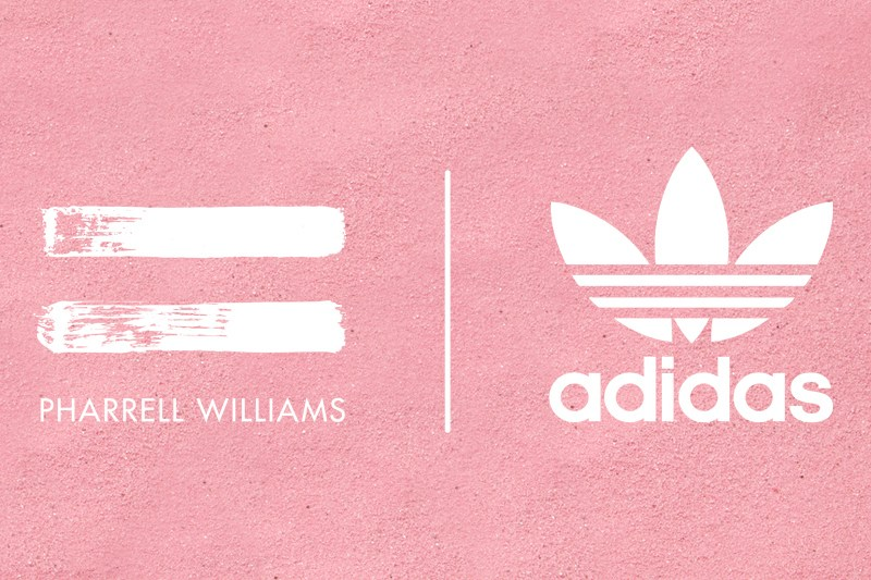 Adidas Originals Teases SS16 Collection With Pharrell