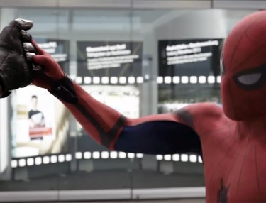 Spider-Man in Captain America: Civil War