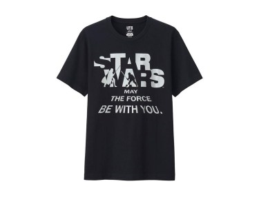 Uniqlo Unveils Collection for Star Wars Day