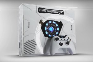Special Edition 'Stark Industries' Xbox One Unveiled