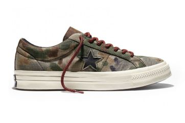 Converse One Star 74 'Brookwood Camo' Pack