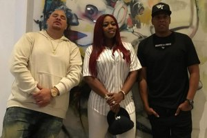 Fat Joe, Remy Ma and Jay Z