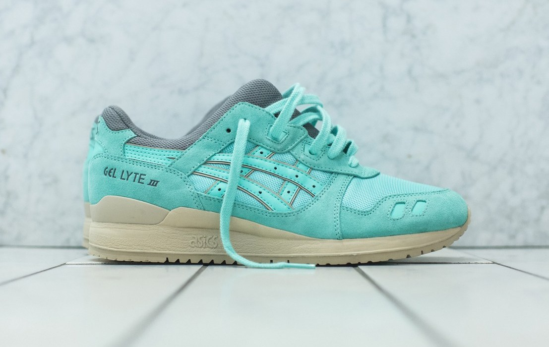 separation shoes 58d86 37839 KITH x ASICS GEL-Lyte III