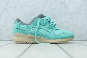 KITH x ASICS GEL-Lyte III Cockatoo Green