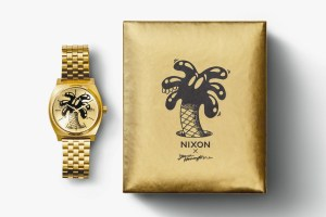 Steven Harrington for Nixon 2016 Capsule Collection