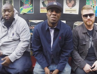 Run The Jewels Talks Group's Start & Their Name