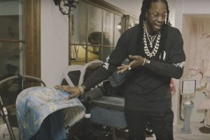 2 Chainz Checks Out Most Expensive Baby Products