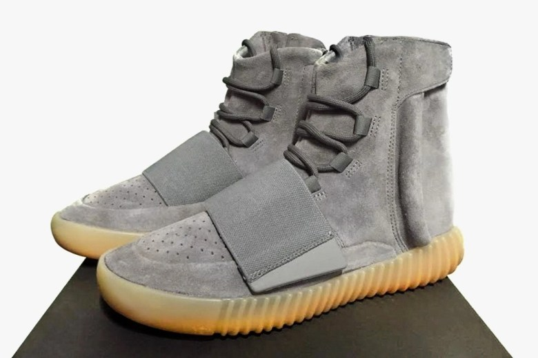Yeezy Boost 750 - Grey/Gum