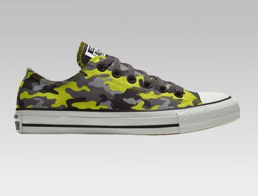 Customize the Converse Chuck Taylor All Star