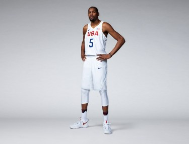 Kevin Durant x Team USA 2016