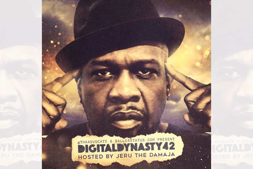 Jeru Tha Damaja - Digital Dynasty 42