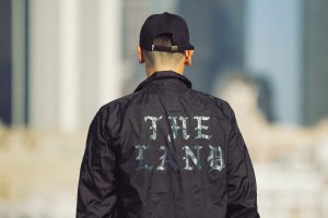 40s & Shorties x HUF x The Land Capsule Collection