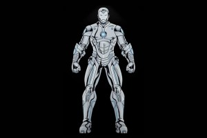Marvel All Versions of Iron Man