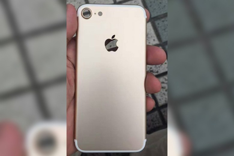Image of Apple iPhone 7 Leaks