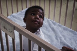 Nike Imagines World's Best Athletes as Babies in First Olympic Commercial